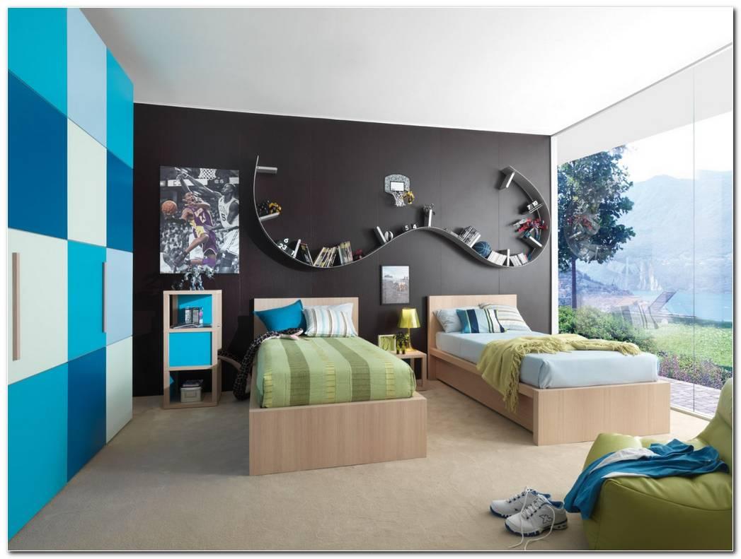 Dormitorios Juveniles De Chicos