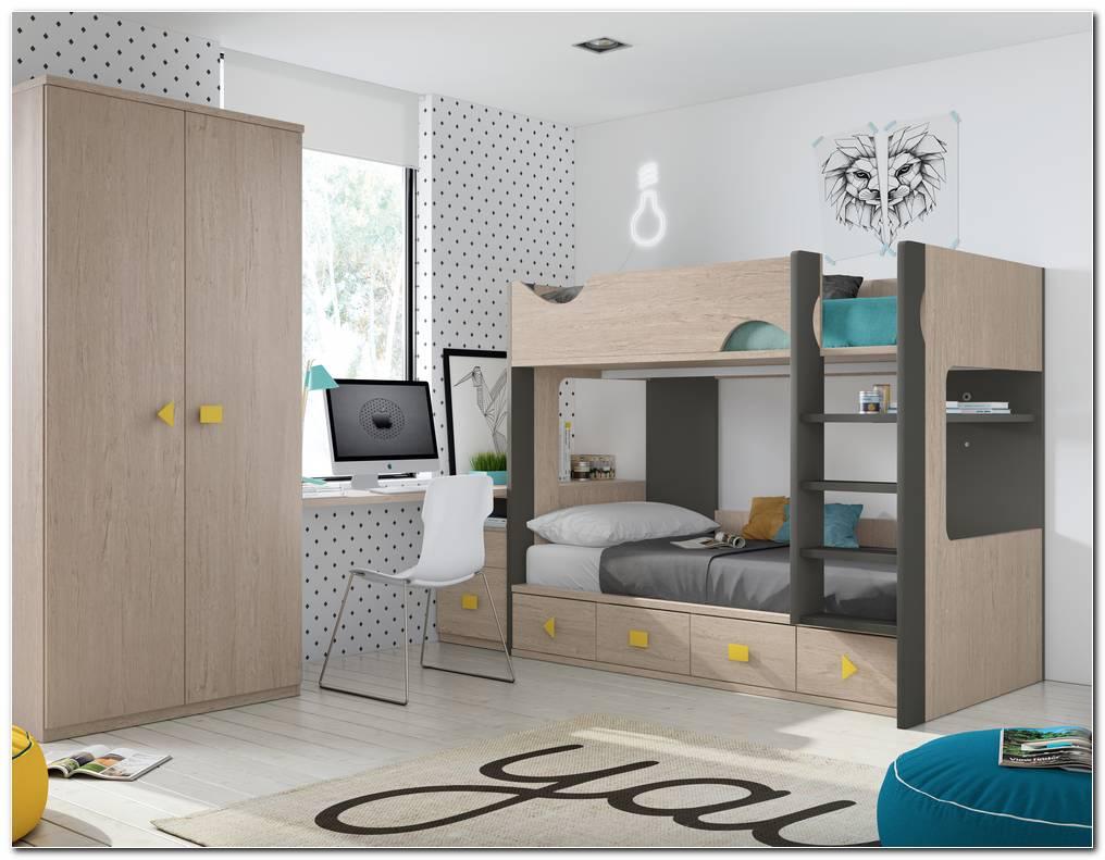Dormitorios Juveniles De Literas