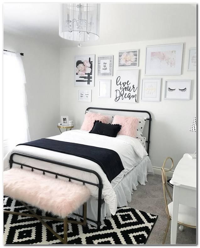 Dormitorios Juveniles En Blanco Y Negro