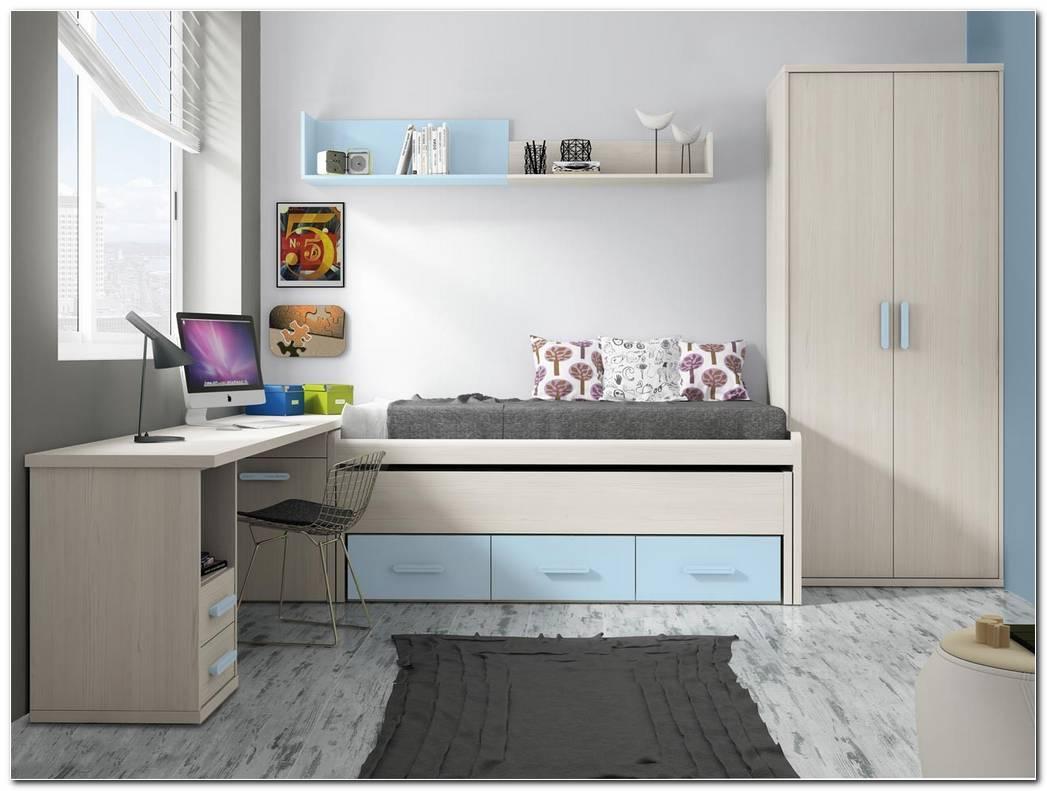 Dormitorios Juveniles Habitaciones Peque?as