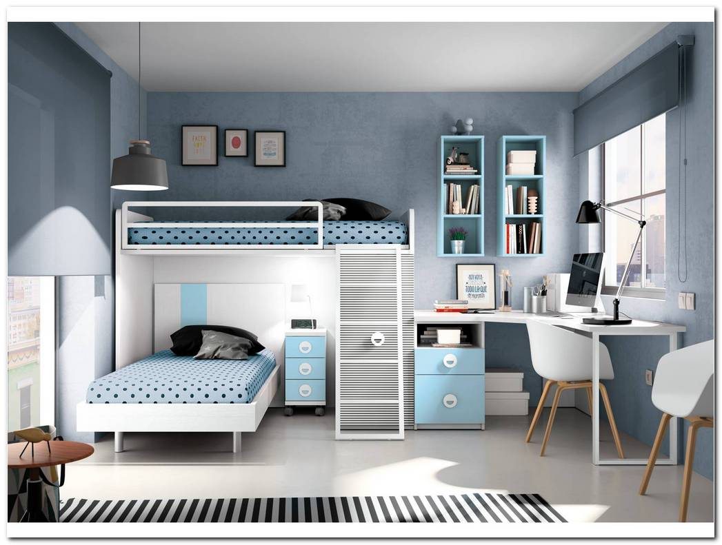 Dormitorios Juveniles Merkamueble 2015