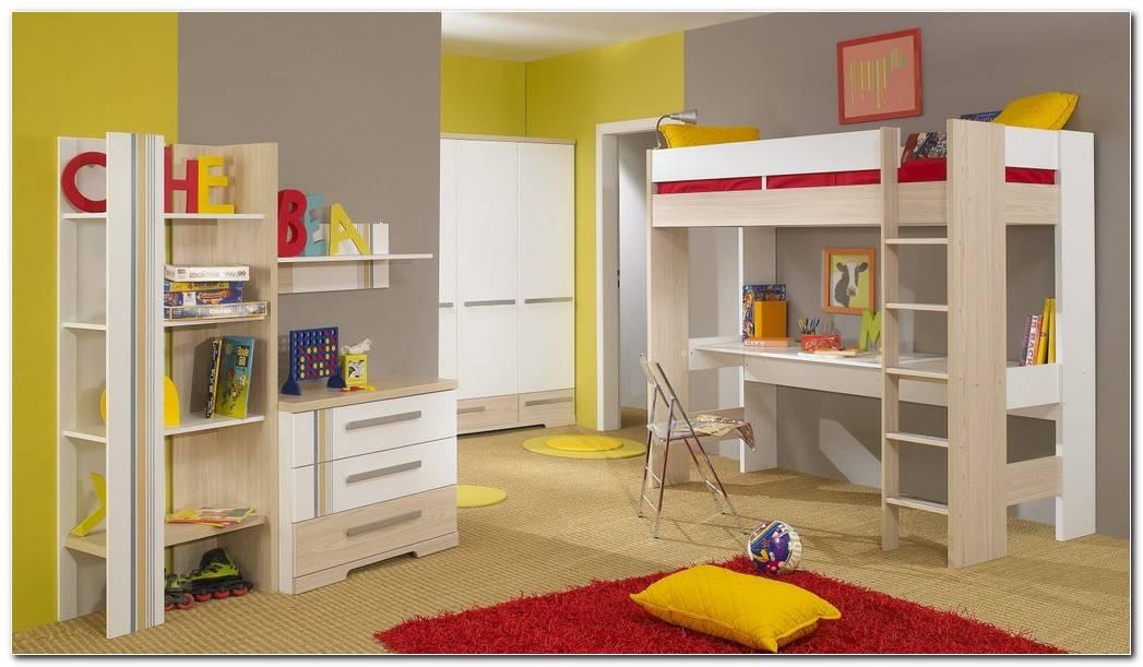 Dormitorios Juveniles Modernos Para Varones En Espacios Peque?os