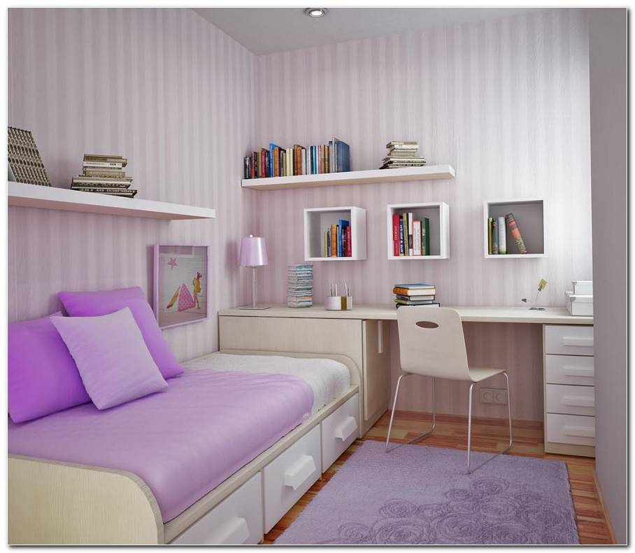 Dormitorios Juveniles Muy Peque?os