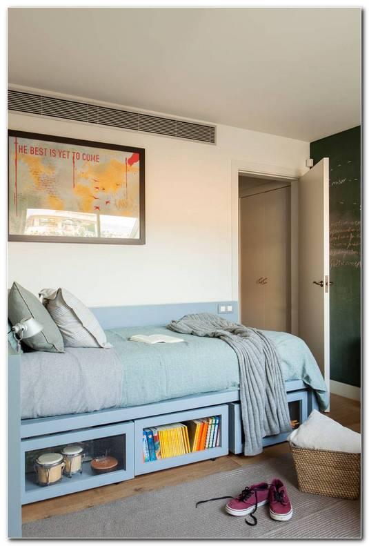 Dormitorios Juveniles Sin Cabecero
