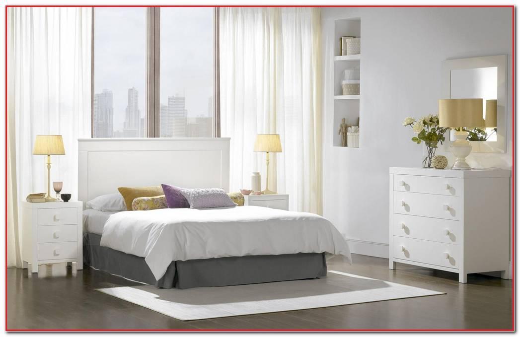 Dormitorios Matrimonio Blanco Baratos