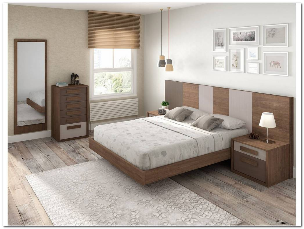 Dormitorios Matrimonio Modernos