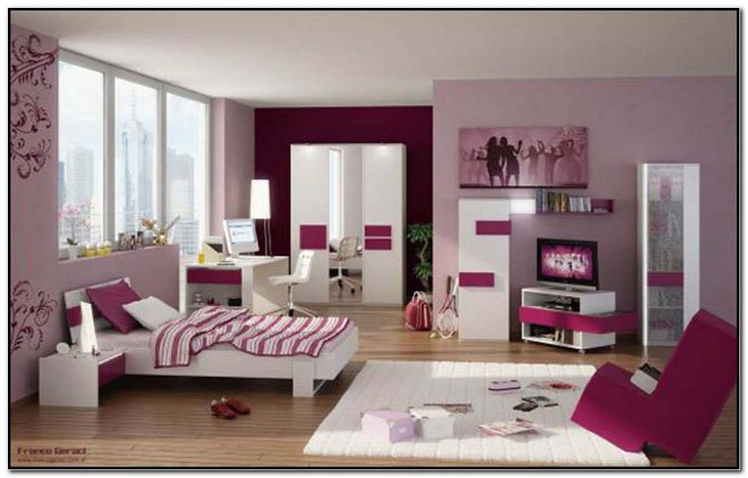 Dormitorios Modernos Juveniles Mujer