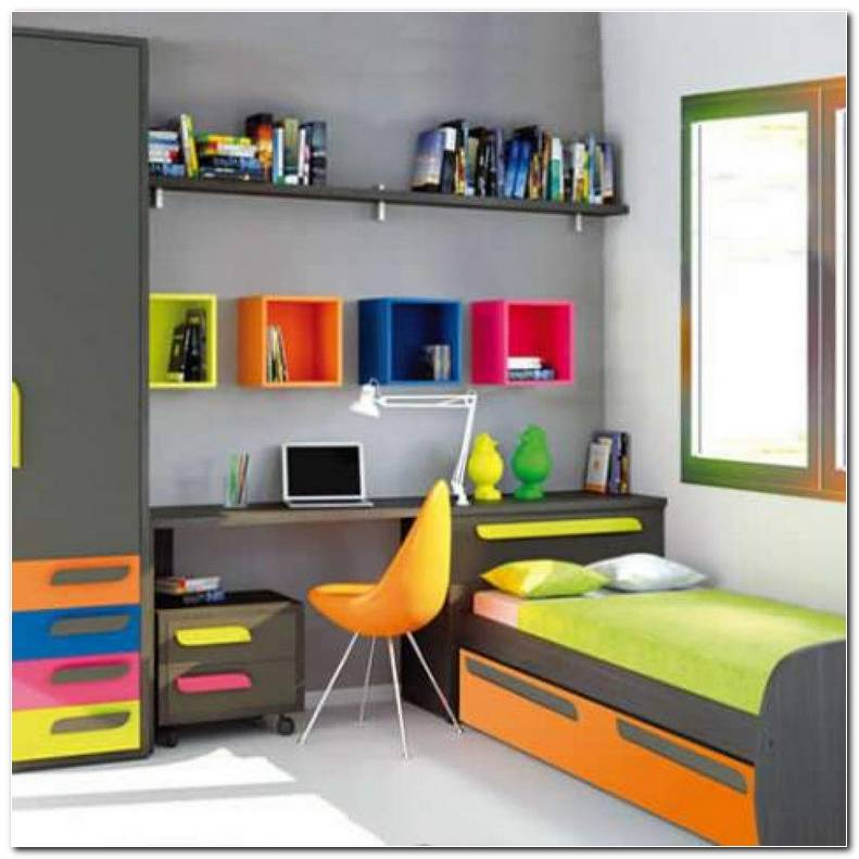 Dormitorios Modernos Juveniles Para Varones