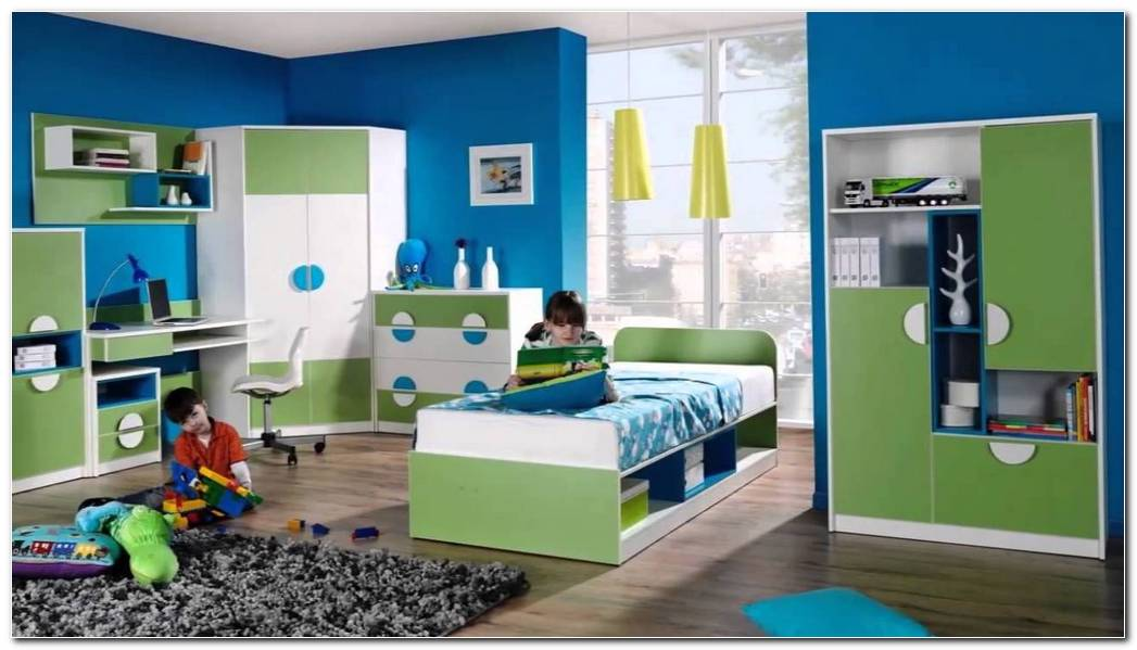 Dormitorios Para Ni?os Varones