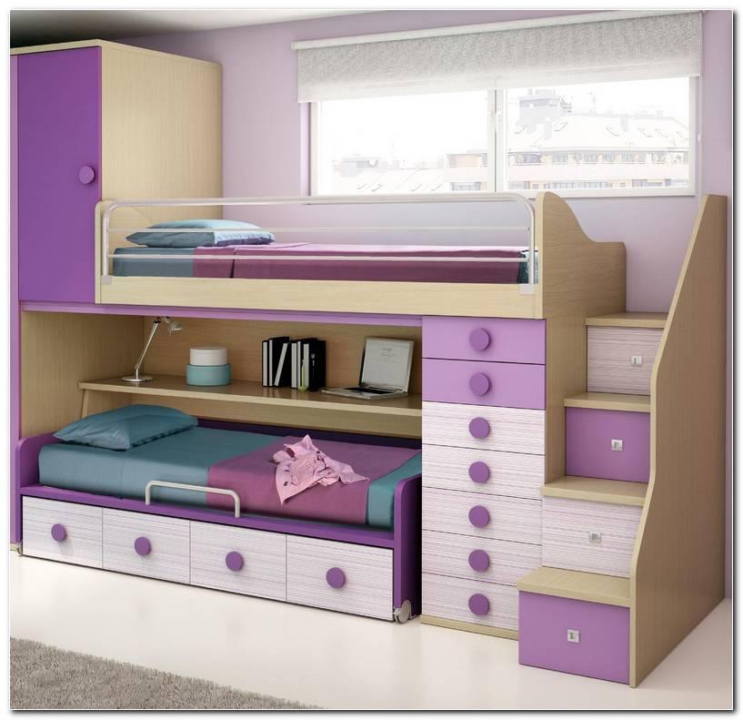 Dormitorios Peque?os Con Literas