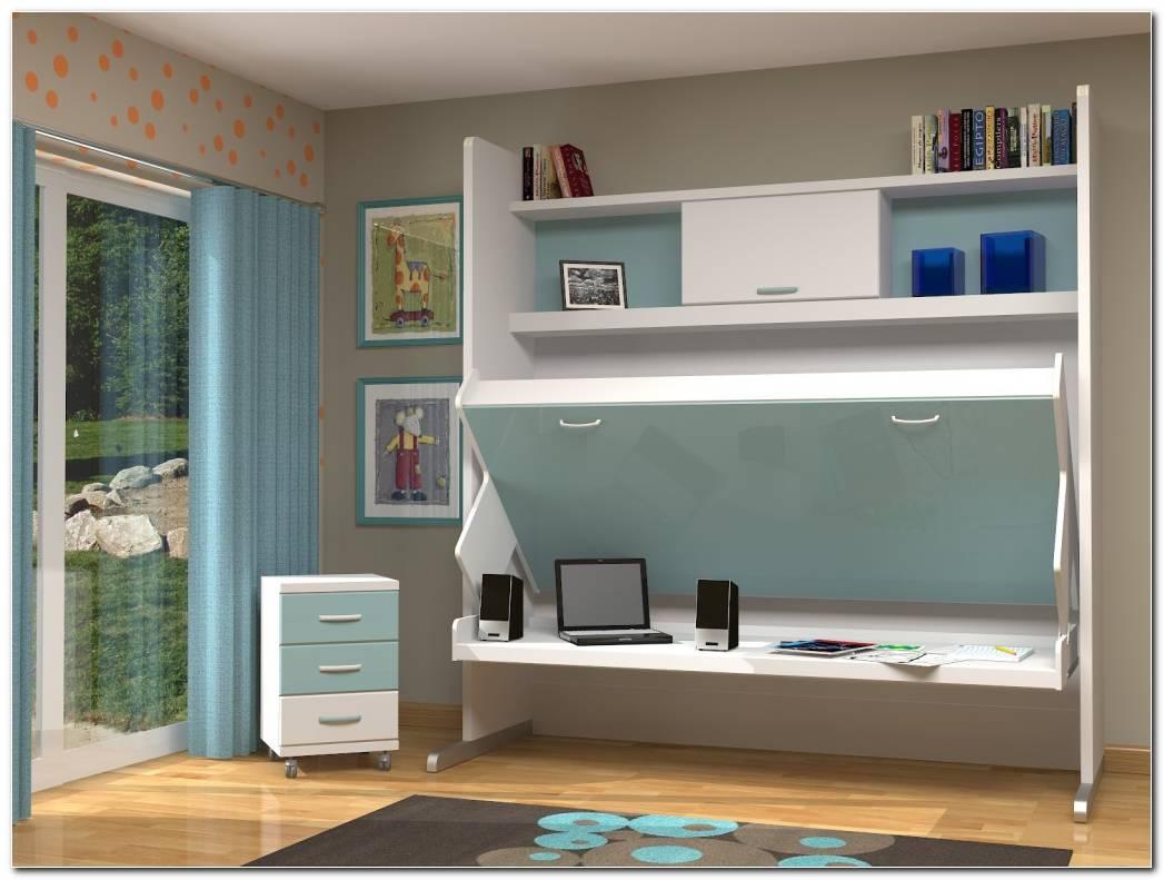 Dormitorios Plegables Habitaciones Peque?as
