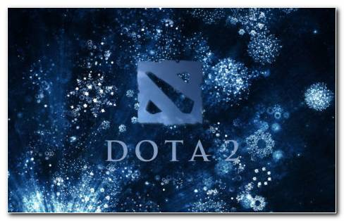 Dota Logo HD Wallpaper