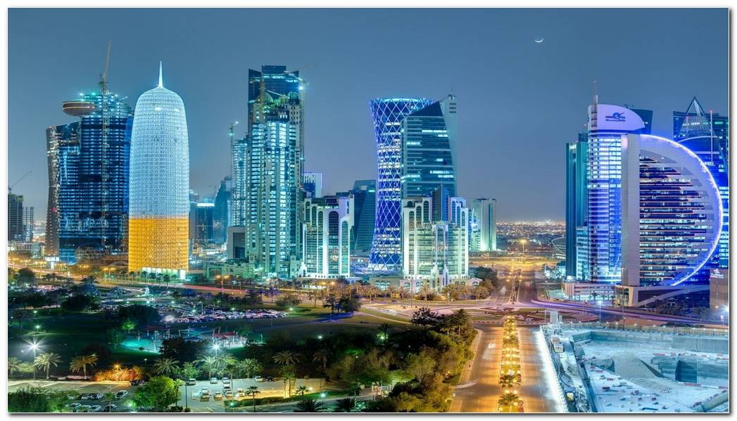 Dubai Cityscape Background