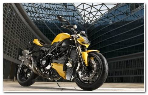 Ducati Streetfighter 848 HD Wallpaper