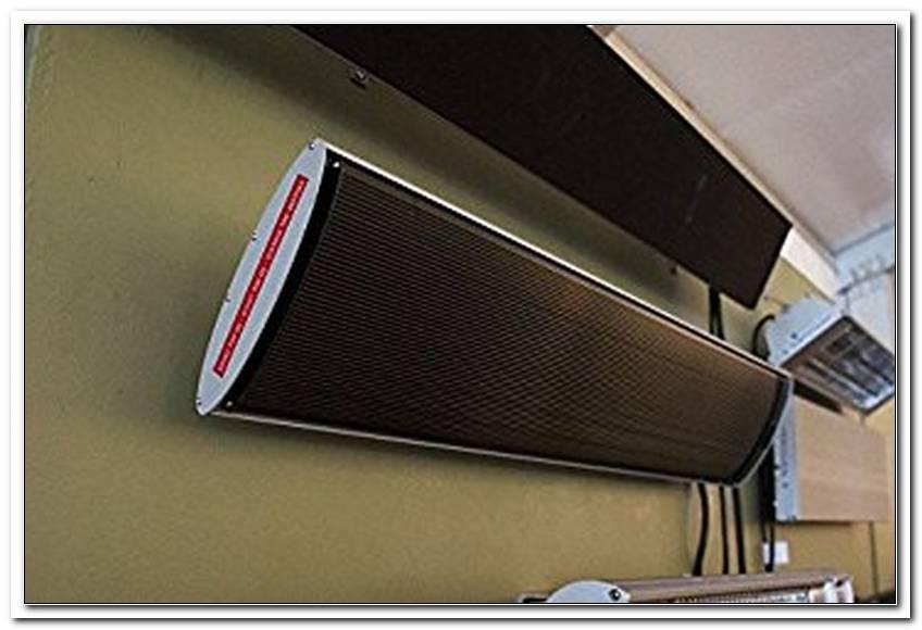 Dunkelstrahler 1800 Watt Heizstrahler Terrassen W?Rmestrahler Infrarot Heatstrip
