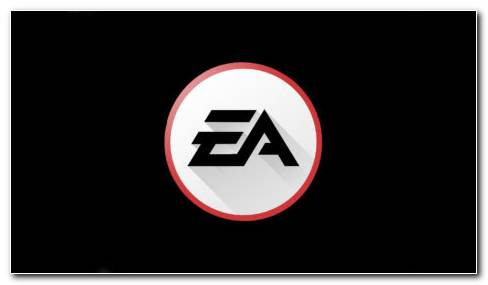 EA Logo HD Wallpaper