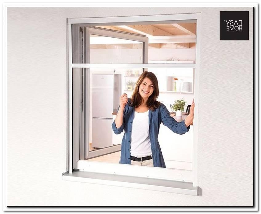 Easy Home Insektenschutzrollo F?R Fenster