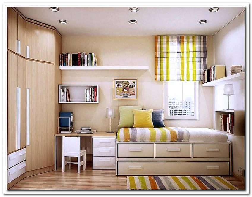 Einbauschrank Kleines Schlafzimmer
