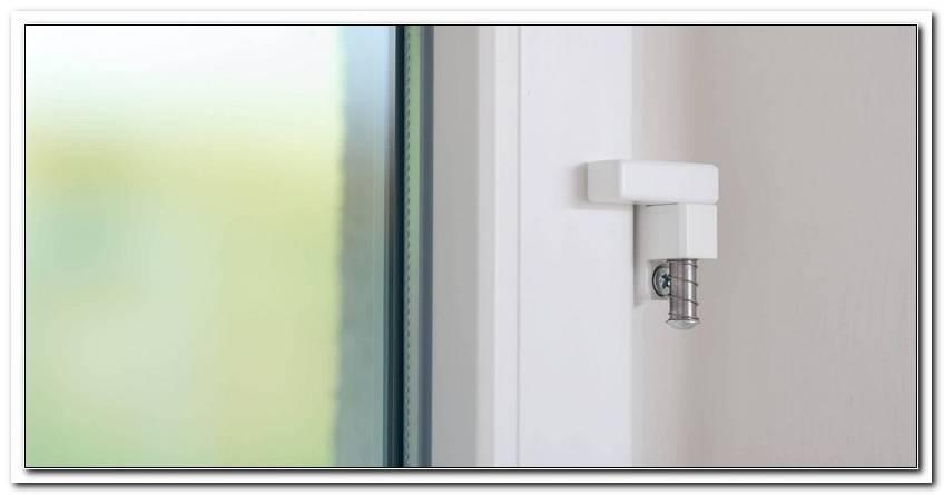 Einbruchschutz FR Fenster Und TRen