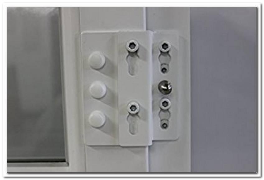 Einbruchschutz Fenster Aufschraubsicherung
