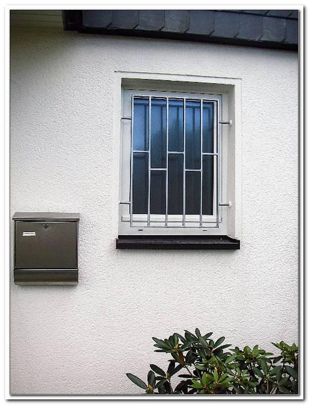 Einbruchschutz Fenster Nachr?Sten Gitter