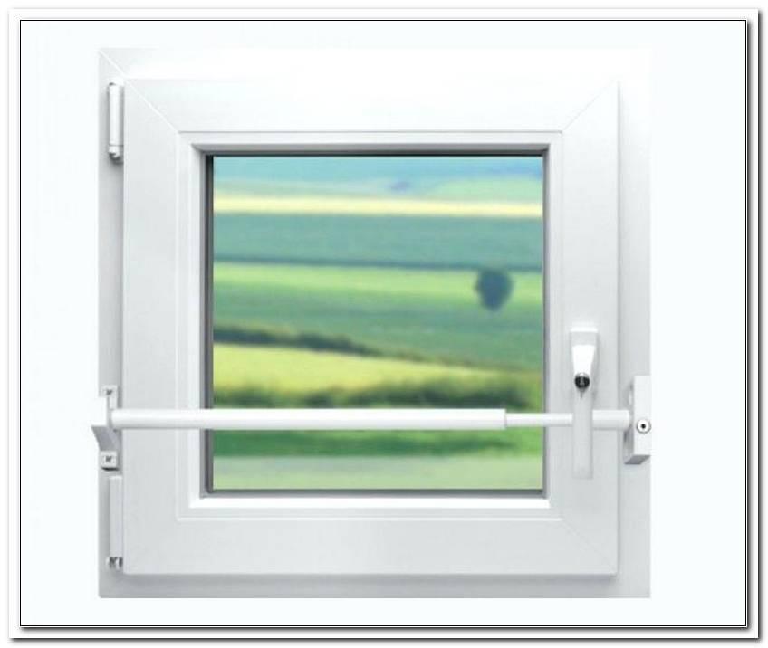 Einbruchschutz Fenster Stange