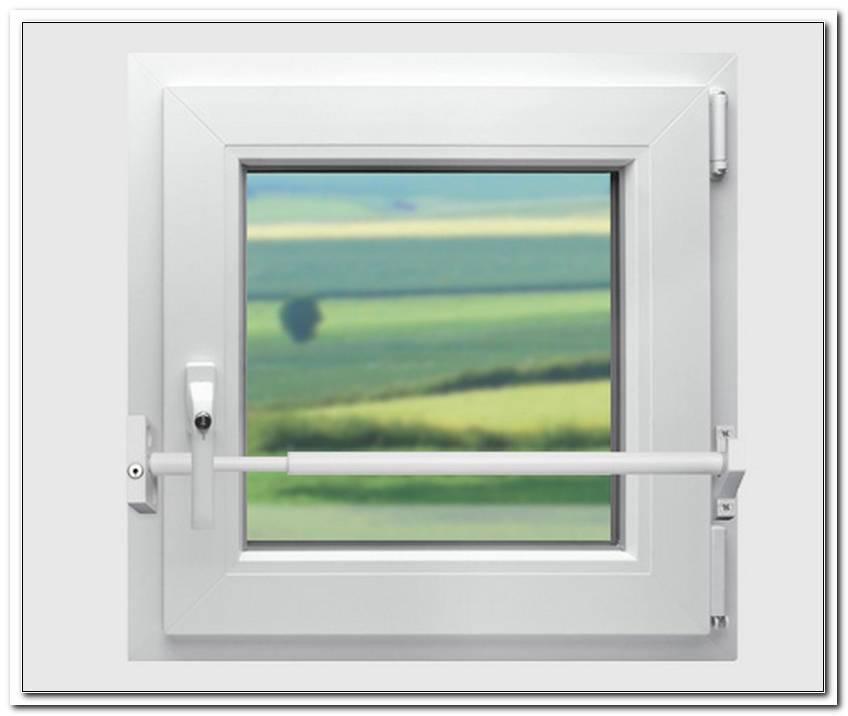 Einbruchschutz Fenster Teleskopstange
