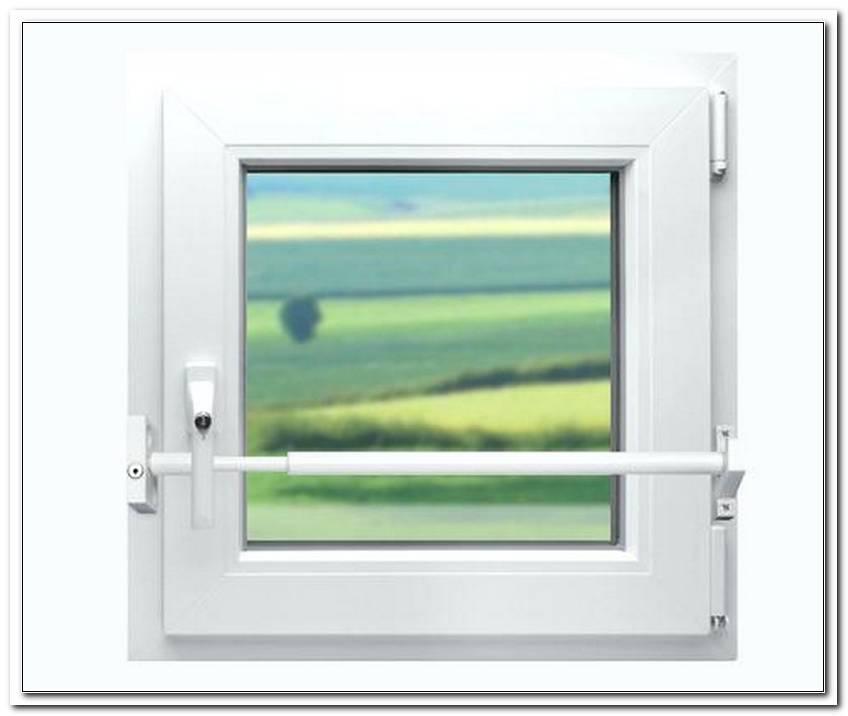 Einbruchschutz Kellerfenster Stange