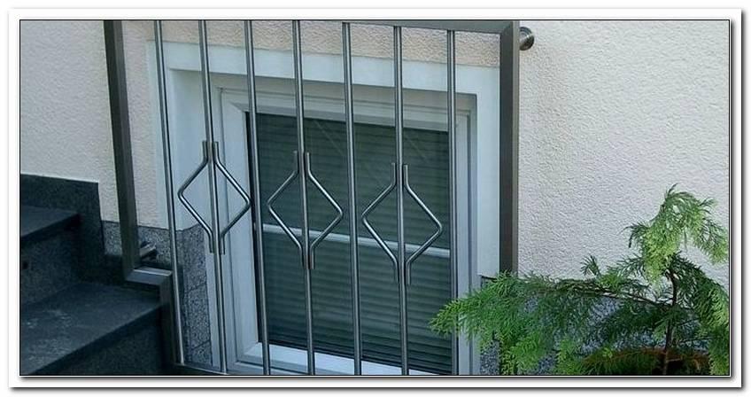 Einbruchsichere Gitter F?R Fenster