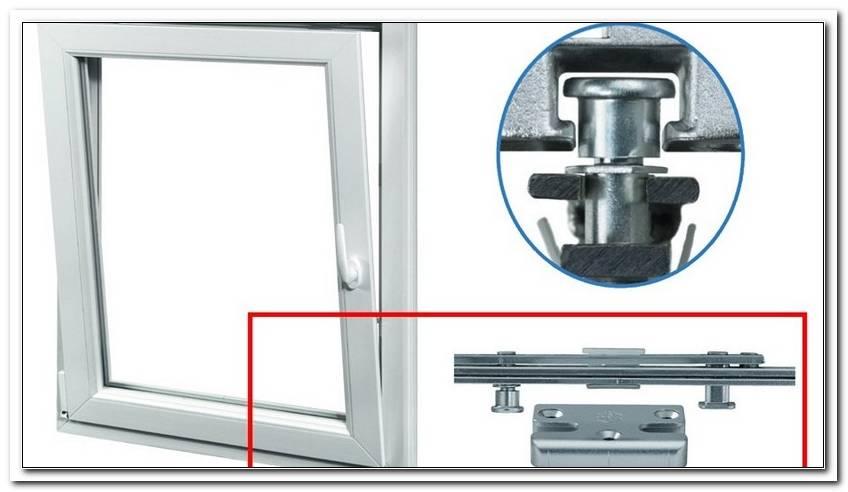 Einbruchsicherung Fenster Pilzkopf