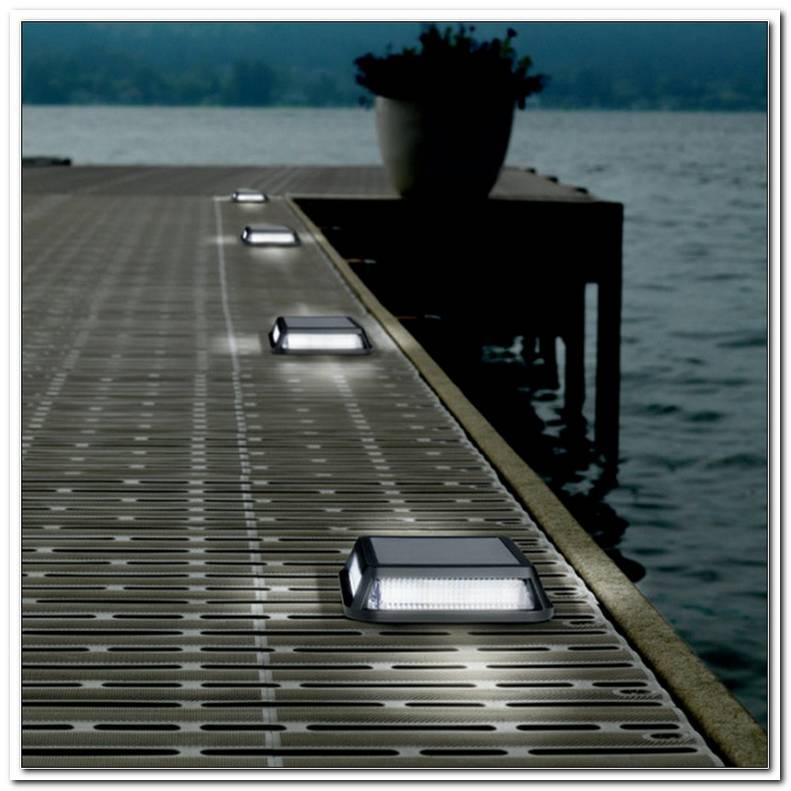 Einfahrt Beleuchtung Solar