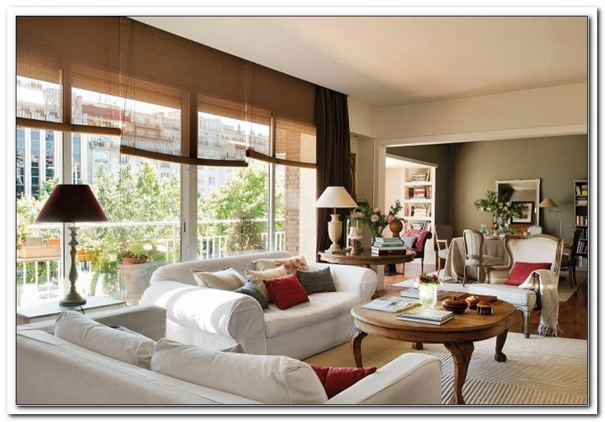 Einrichtungsideen Wohnzimmer Landhaus