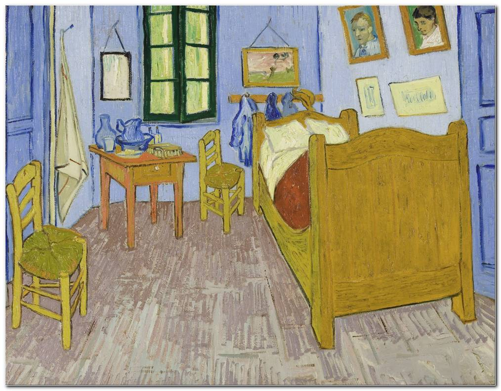 El Dormitorio De Arles Descripcion