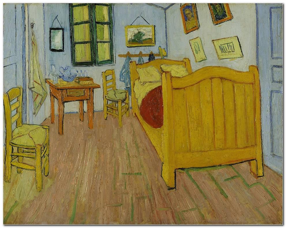 El Dormitorio En Arl S Van Gogh
