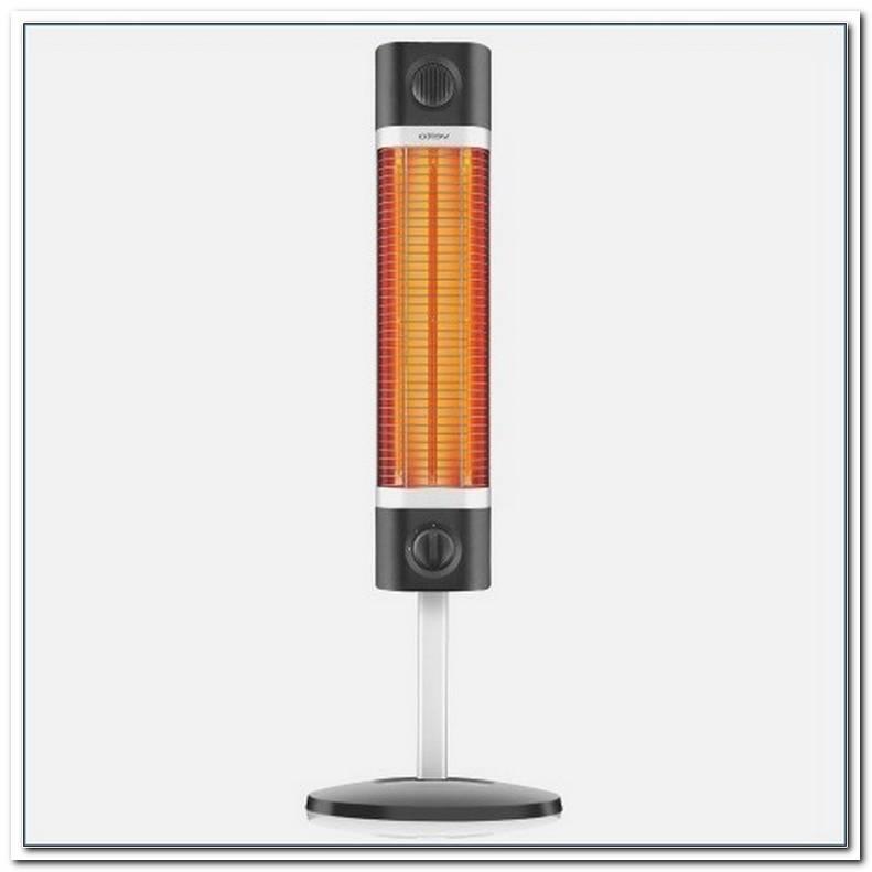 Elektro Heizstrahler Terrasse Test