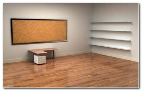 Empty Office HD Wallpaper
