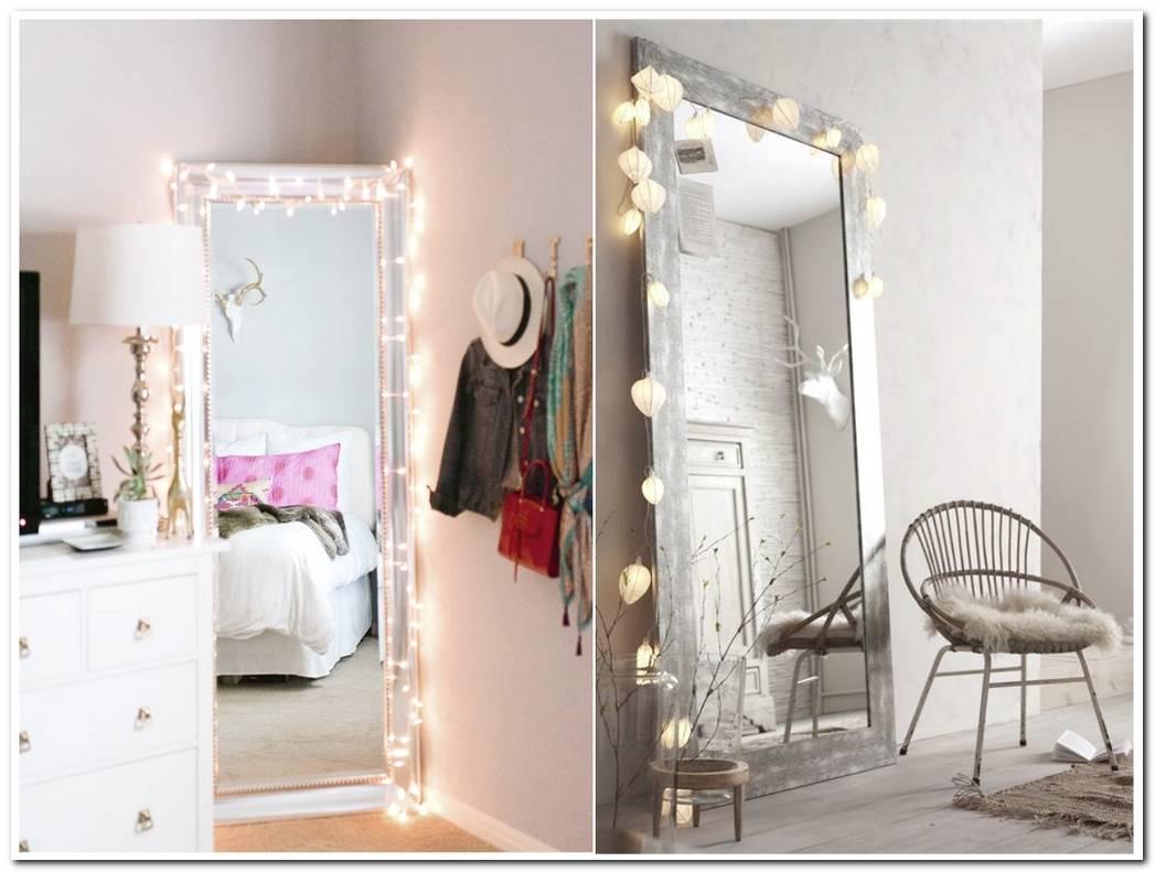 Espejos De Cuerpo Entero Para Dormitorios