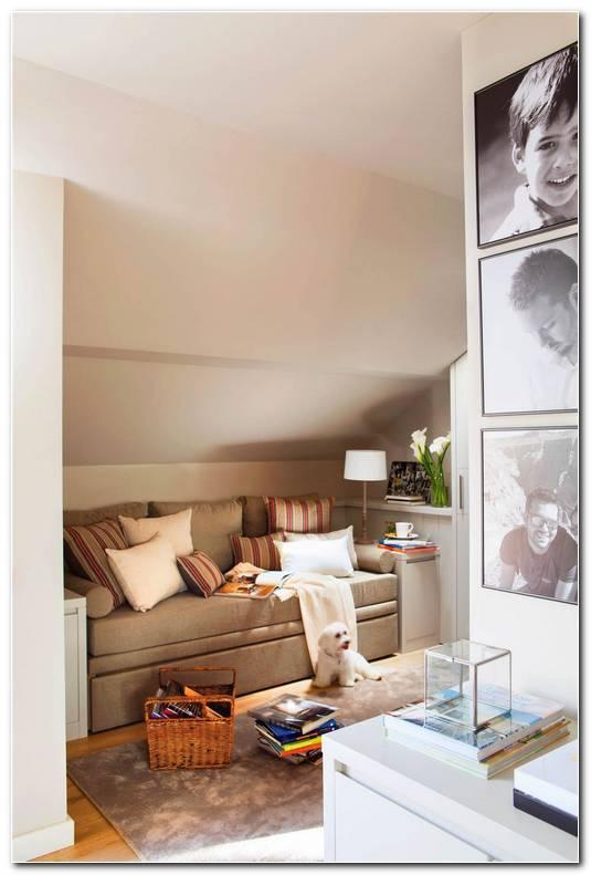 Estudio Con Sofa Cama