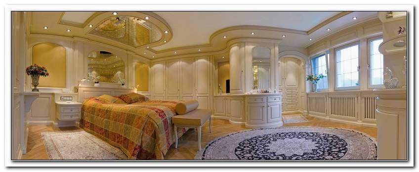 Exklusive Schlafzimmer