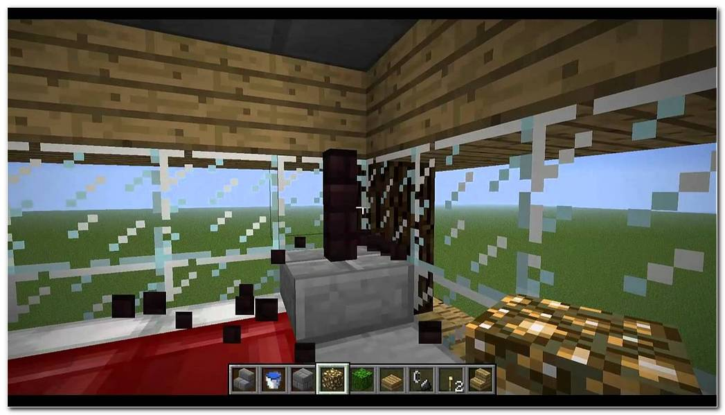 Exterior Casa Minecraft