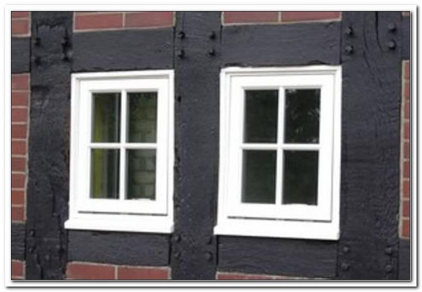 Fachwerkhaus Fenster Einbauen