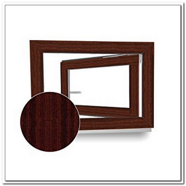 Fenster 100 X 50 Braun