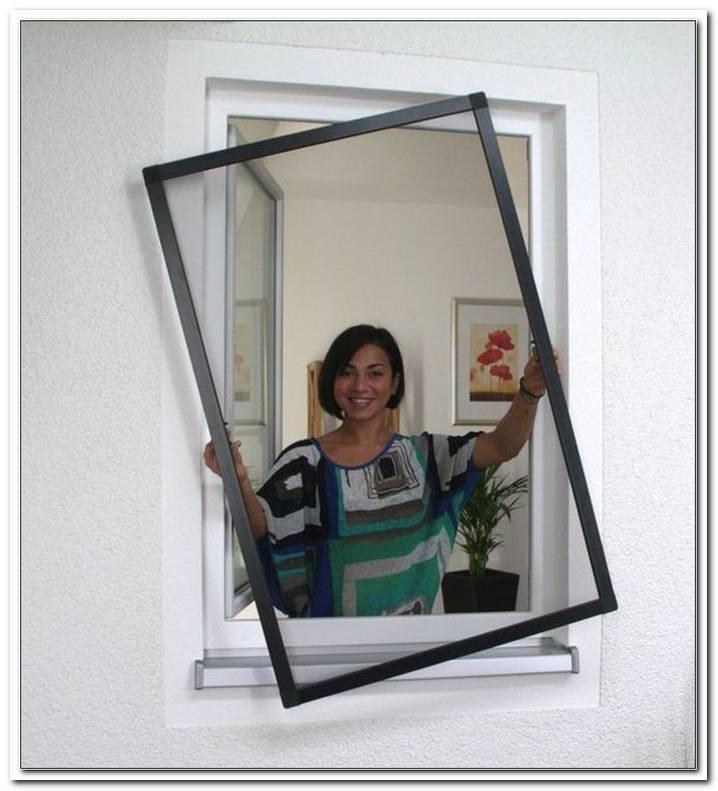 Fenster 100x100 Braun