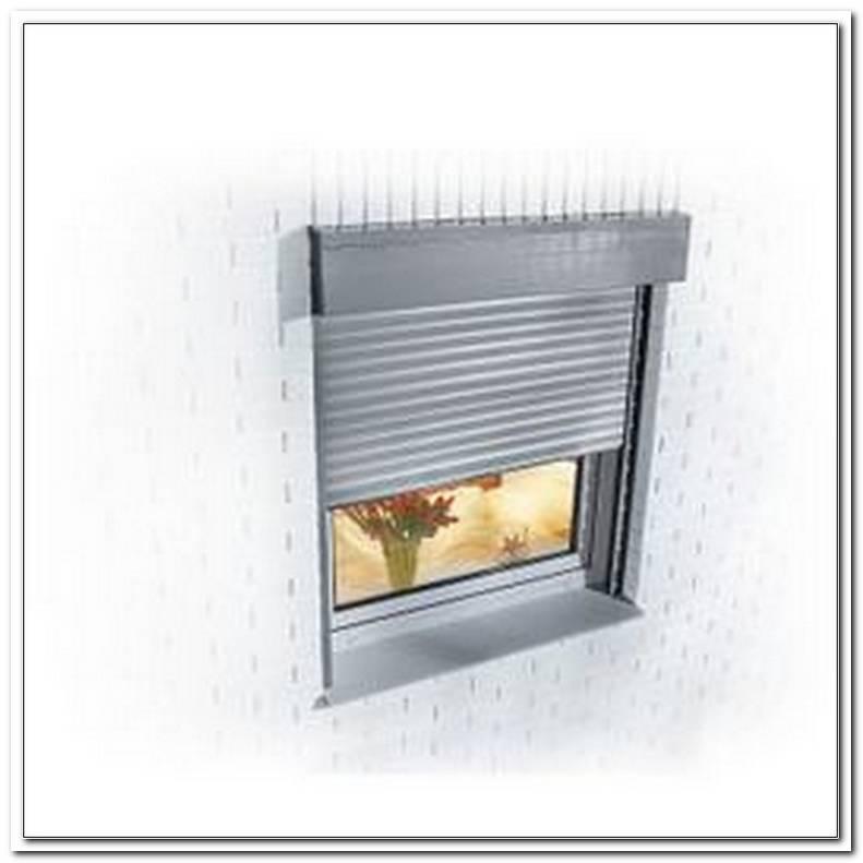 Fenster 100x100 Mit Rolladen