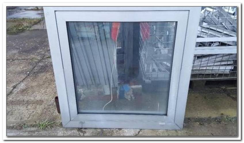 Fenster 1m X 1m