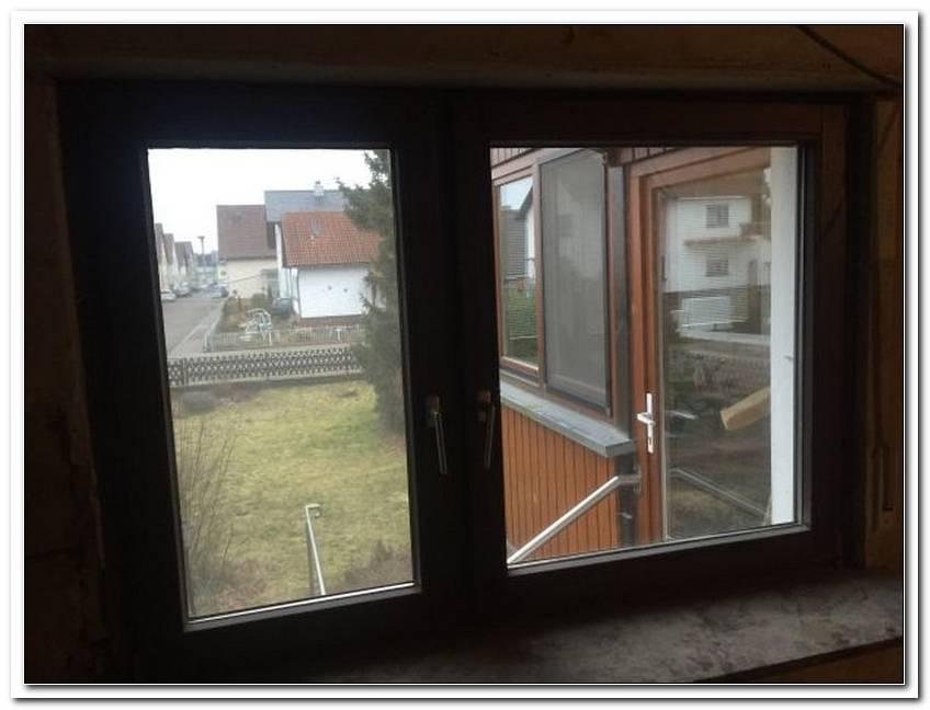 Fenster 2 Fach Verglasung Mit Roll?Den
