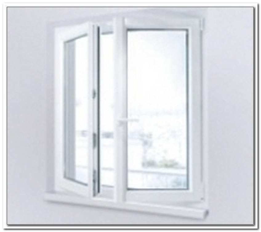 Fenster 2 Fl?Gelig Ohne Mittelpfosten