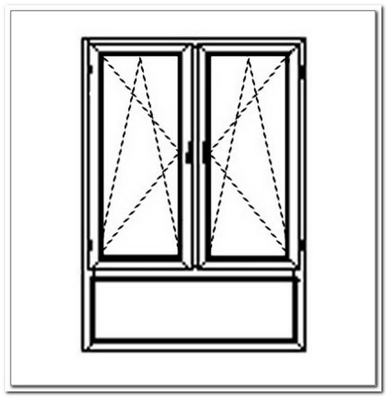 Fenster 2 Teilig