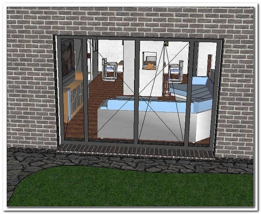 Fenster 3 Meter