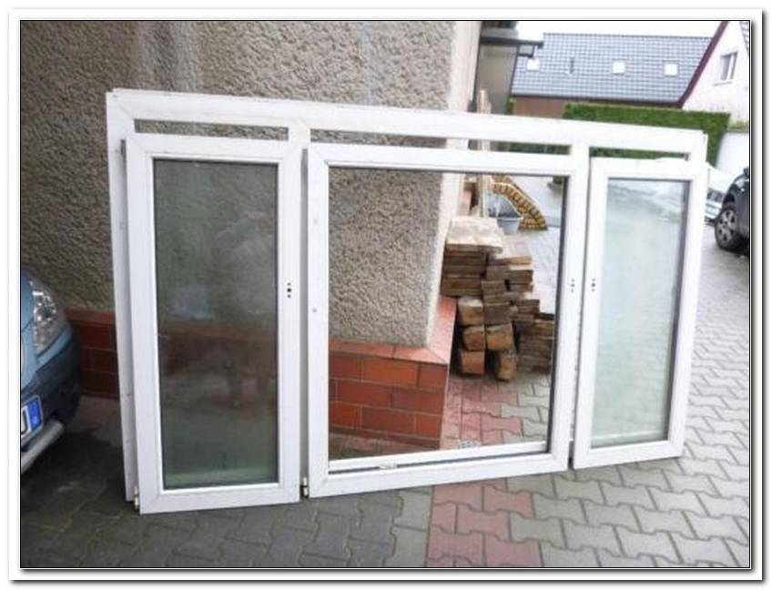 Fenster 3 Teilig